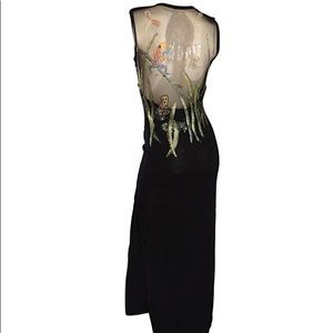St. John Couture by Marie Gray Sequin Knit Gown